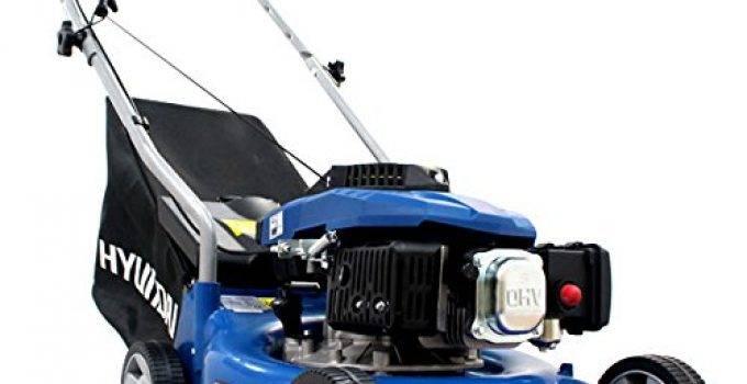 Hyundai HYM40P Petrol Lawn Mower