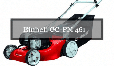 Einhell GC-PM 461 Lawnmower review