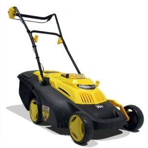 Evopower battery Lawn Mower