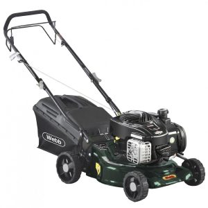 Webb R16SP Self Propelled Petrol Rotary Lawnmower