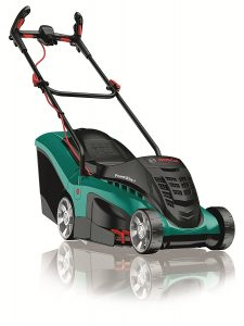 Bosch Rotak 37 Ergoflex lawnmower review