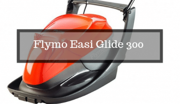 Flymo Easi Glide 300 Electric Hover Review