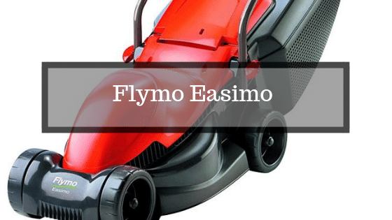 Flymo Easimo Electric Rotary Lawnmower Review