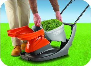 flymo hover mower