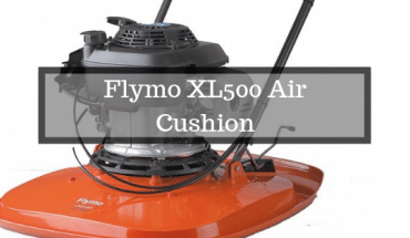 Flymo XL500 Air Cushion Mower Review
