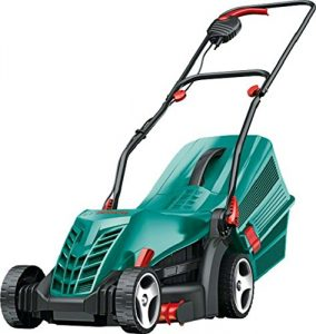 Bosch Rotak 34 R Corded Rotary Lawnmower Review