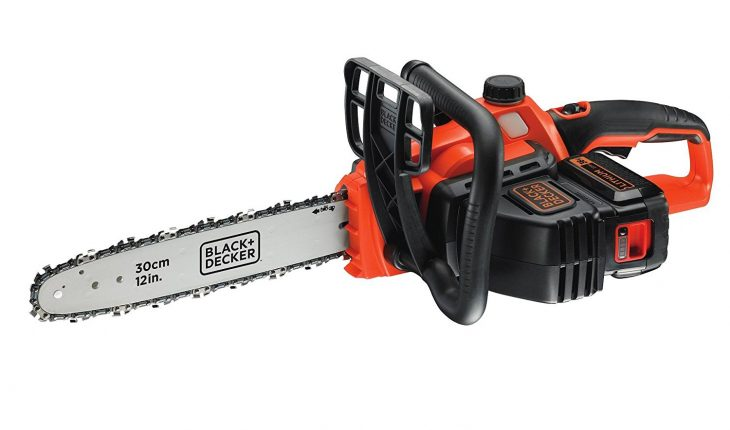 BLACK+DECKER 36 V Lithium-Ion Chainsaw Review