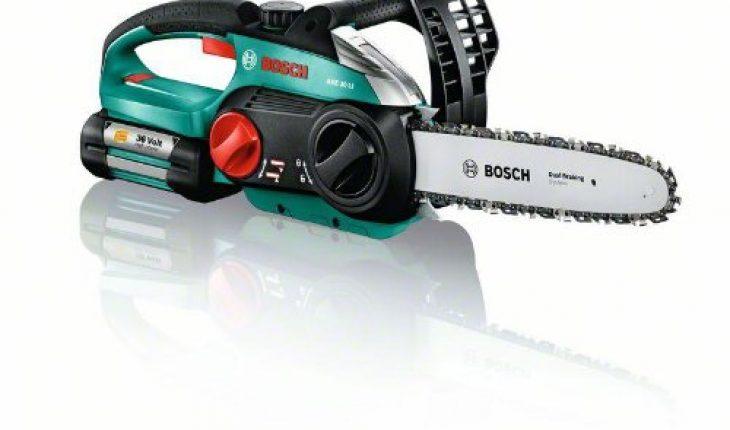 Bosch AKE 30 LI Cordless Chainsaw Review