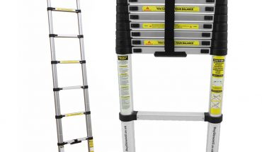 Charles Bentley DIY 2.6 M Telescopic Ladder Review