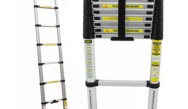 Charles Bentley DIY 2.6 M Telescopic Ladder Review