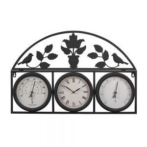 Decorative Large Outdoor Clock for the Garden