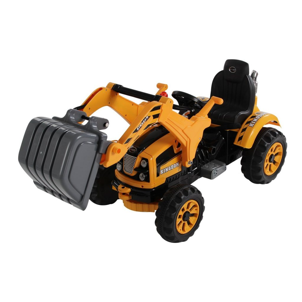 HOMCOM Kids Electric Ride On Toy Car 6V Battery Operated