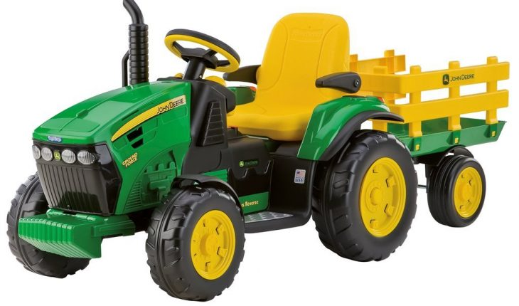 Toy Tractors For Sale >> Best Kids Ride On Toy Tractors Reviews Uk