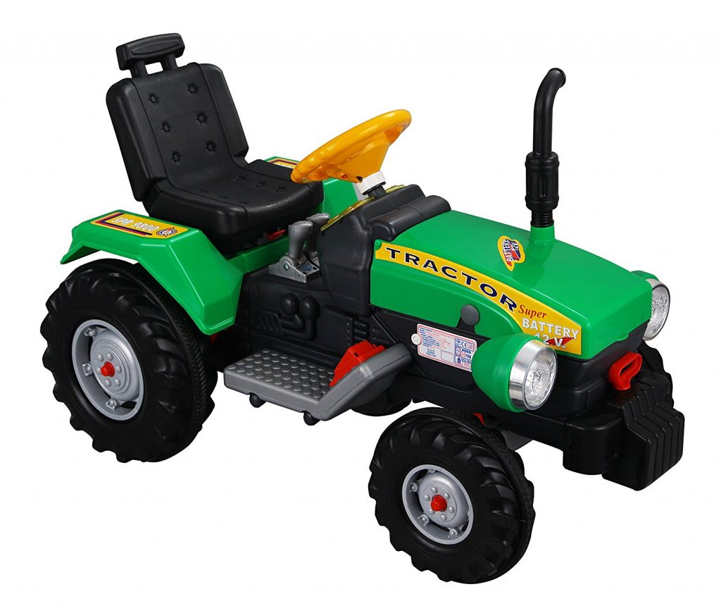 Super Tractor - Electric Tractor 12V