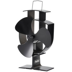VonHaus 3 Blade Heat Powered Stove Fan