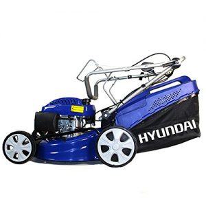 hyundia foldable mower