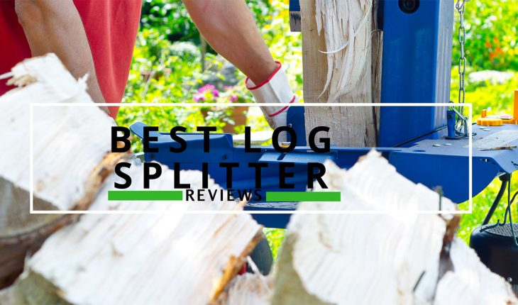 Best Log Splitter Reviews UK