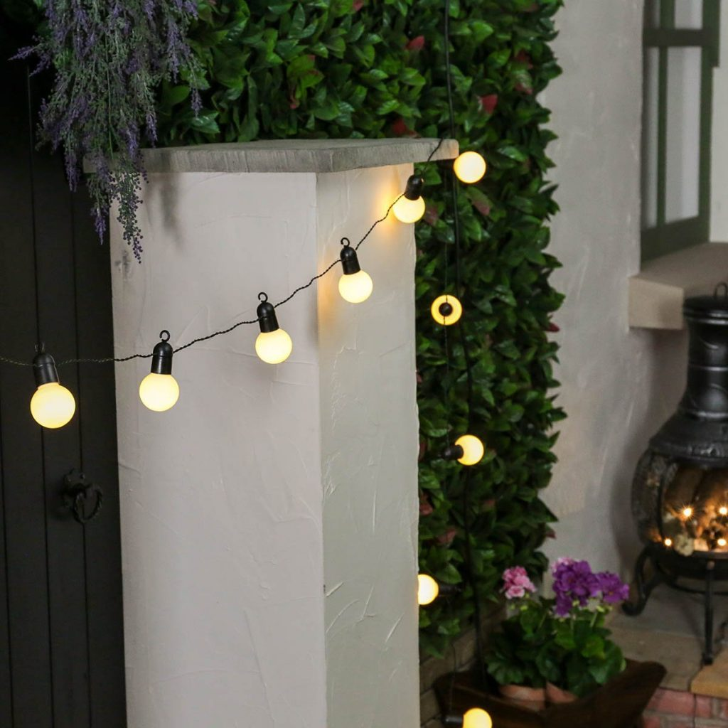 Party Style String Lighting