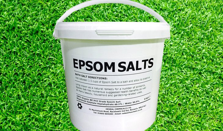 Use Epsom Salt on Your Lawn for Greener Grass