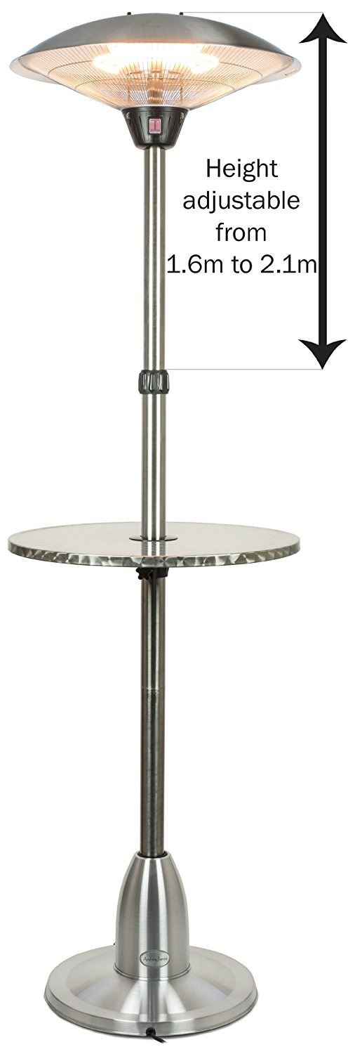 Andrew James Outdoor Patio Heater