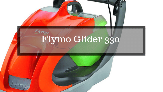 Flymo Glider 330 Lawnmower Review