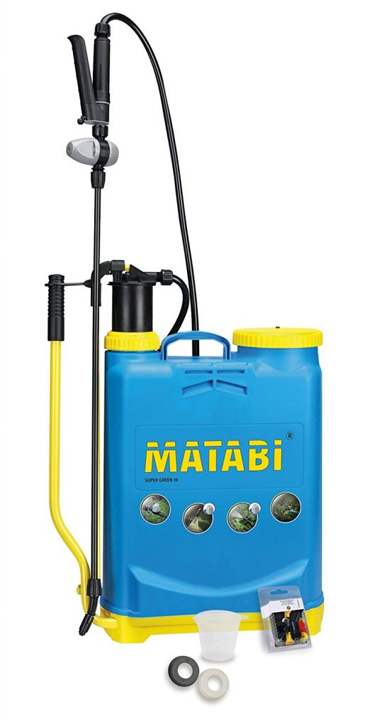 Matabi Supergreen 16 Knapsack Sprayer