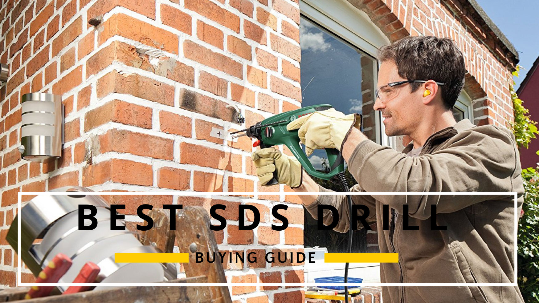 Best SDS Drill Reviews UK