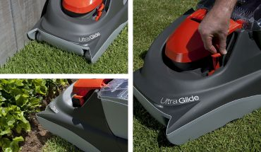 Flymo UltraGlide Electric Hover Collect Lawnmower