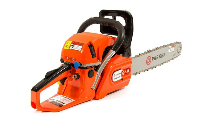 Parker 622 Petrol chainsaw review