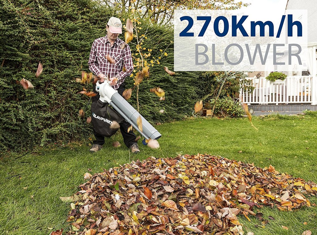 Blaupunkt Garden Tools BV4000 leaf blower and vacuum