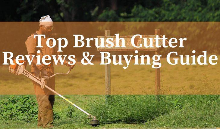 Best Brush Cutter Reviews UK