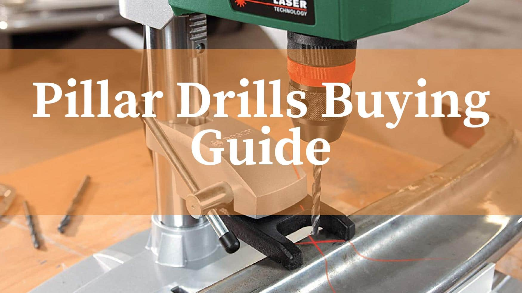 Best Pillar Drills Reviews UK