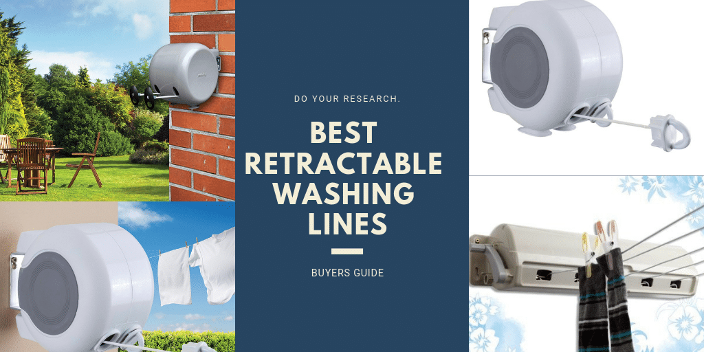 Best Retractable Washing Line Reviews UK