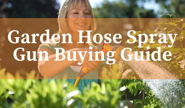 Best garden hose spray gun reviews uk