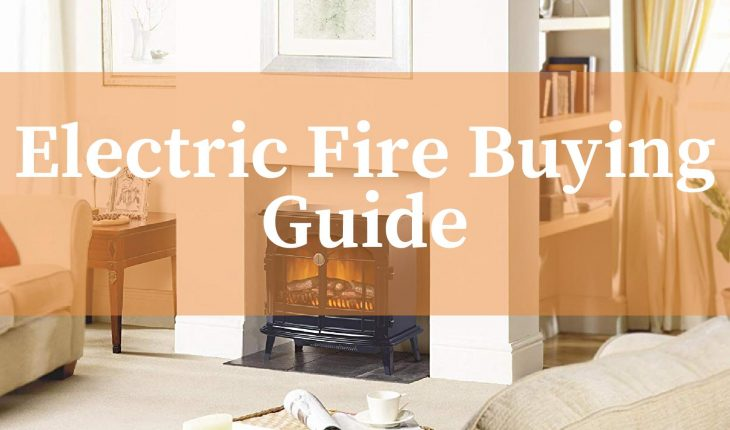 Best Electric fire log burner reviews UK