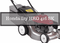 Honda Izy HRG 416 SK Review