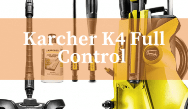 Karcher K4 Full Control power