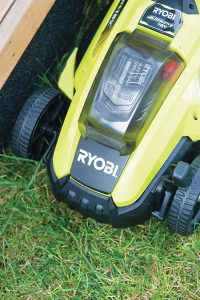 Ryobi OLM1833H close cutting