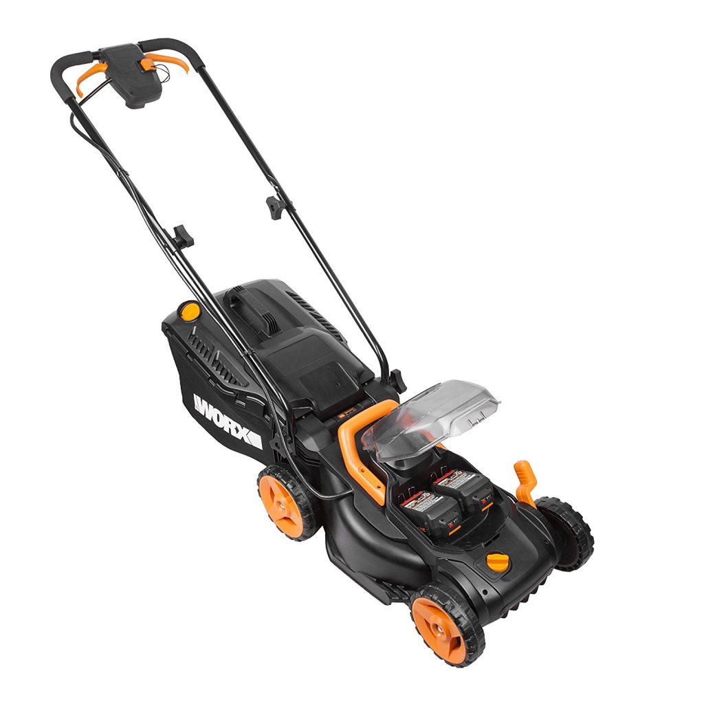 WORX mower features