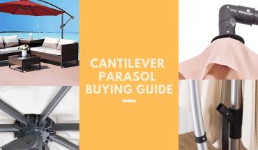 Best Cantilever Parasol Reviews UK