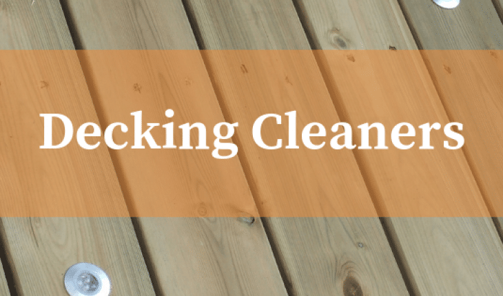 Best Decking Cleaners Reviews UK