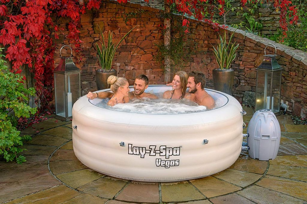 Lay Z Spa Vegas Hot Tub Review