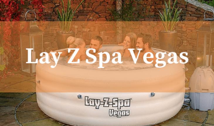Lay Z Spa Vegas Hot Tub UK