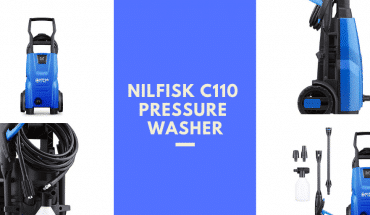 Nilfisk C110 Pressure Washer UK