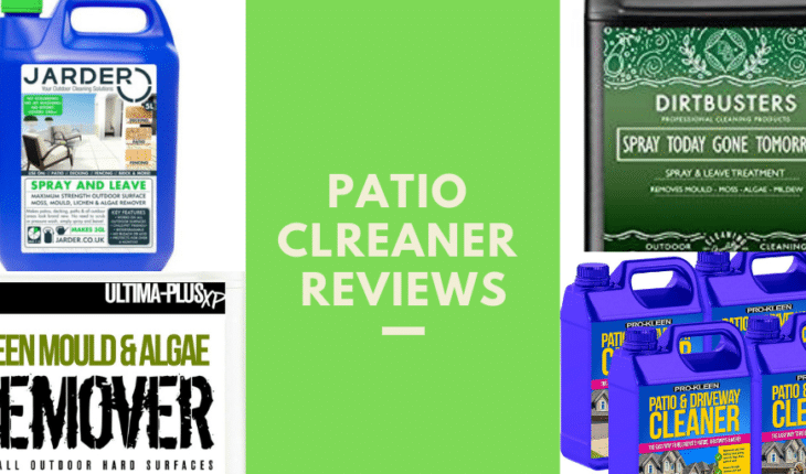 Best Patio Cleaner Reviews UK