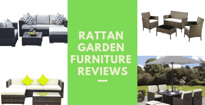 Best Rattan Garden Furniture Reviews UK