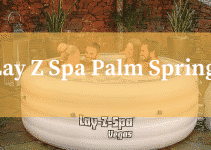 Lay Z Spa Palm Spring features