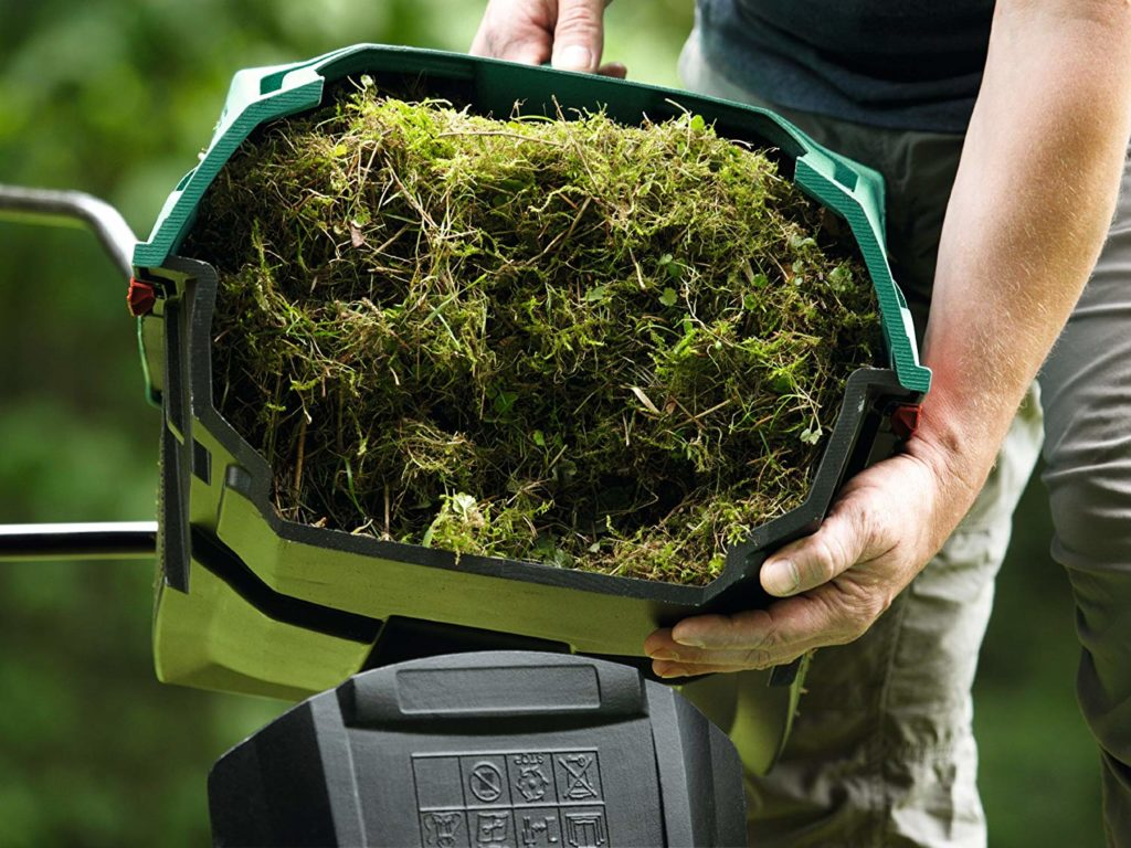 Bosch AVR 1100 grass collection box