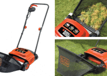 black and decker raker scarifier