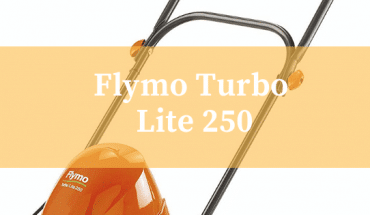 Flymo Turbo Lite 250 hover lawnmower